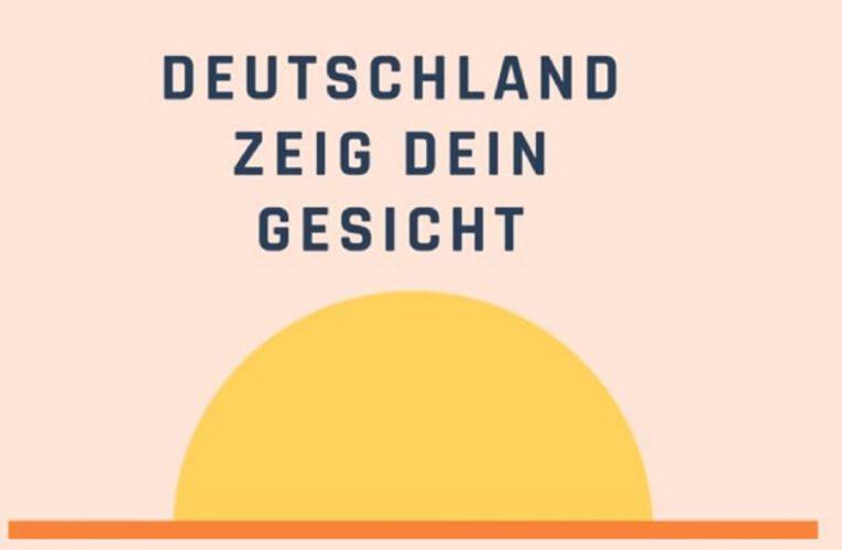 """Song – """"Deutschland zeigt dein Gesicht"""""""