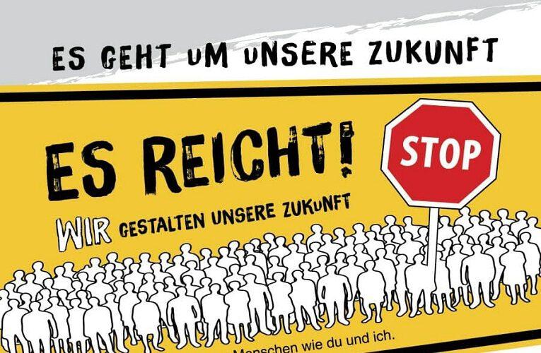 """17 04 2021 – Demo """"Es reicht"""""""