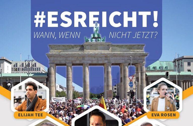 """05 04 2021 – Demo """"Es Reicht"""""""