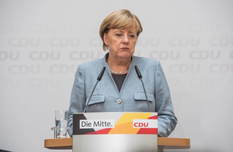 Rücktritt Bundeskanzlerin