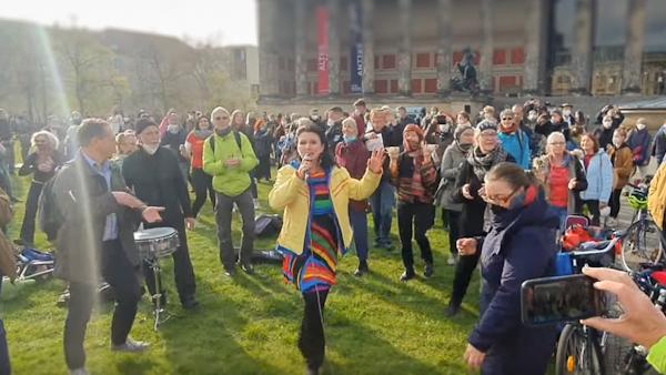 Danser encore – Berlin 1. Mai
