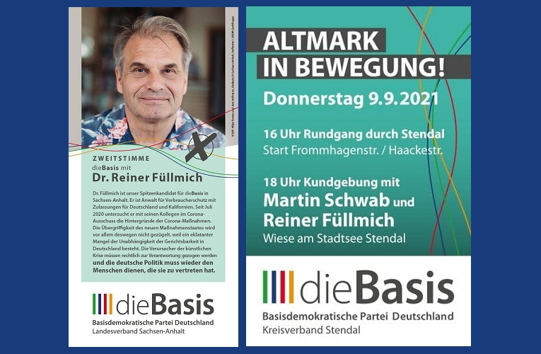Altmark 9. September 2021