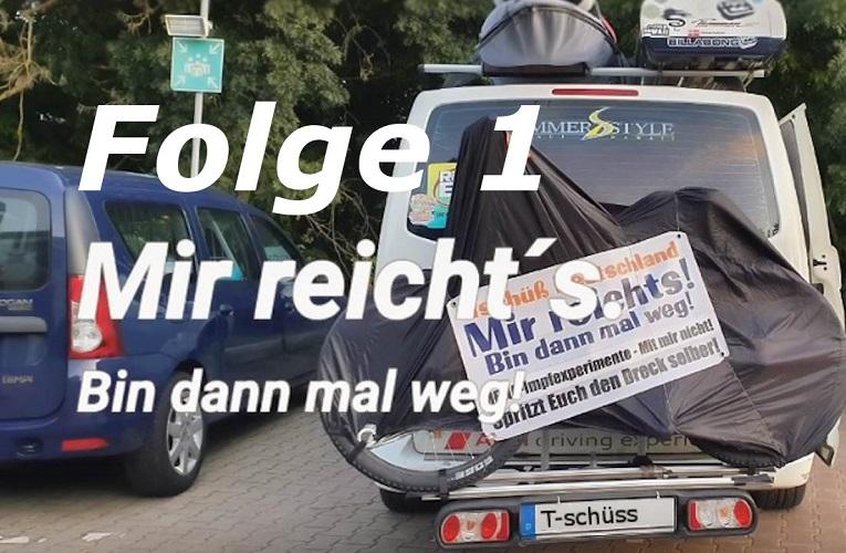 """""""Mir reicht´s! Bin dann mal weg!"""" FOLGE 1 Reportage von Volkmar Zimmermann über deutsche Auswanderer in BG."""