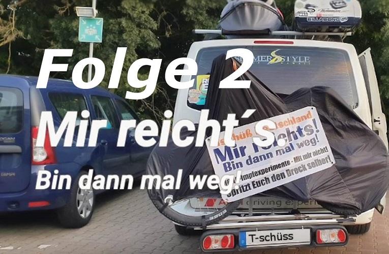 """""""Mir reicht´s! Bin dann mal weg!"""" FOLGE 2 Reportage von Volkmar Zimmermann über deutsche Auswanderer in BG."""